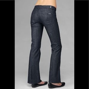 7 For All Mankind 'The Lexie' Petite Jeans